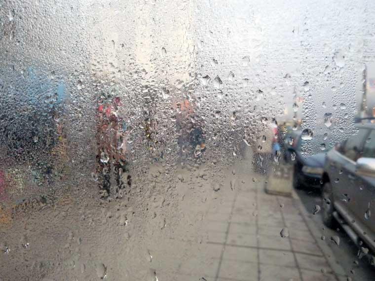 Sofia-Raining