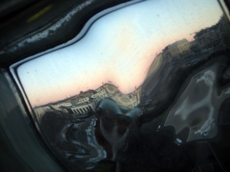 Kórház-városkép-üvegtéglán