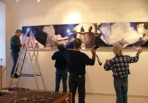 Eifert-János-Kiállítás-rendezés-2006-12-07-Alföldi-Galéria