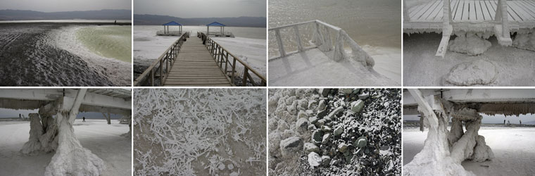 China-Dabancheng-Salt-Lake
