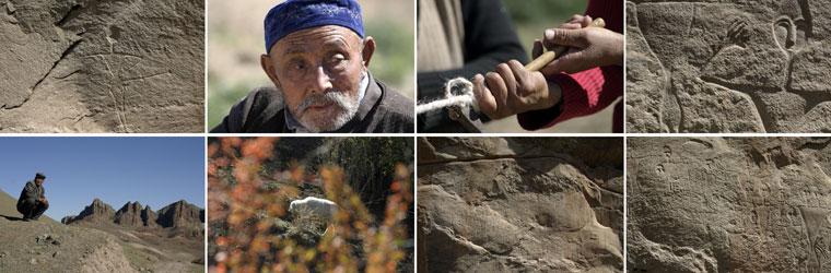 China-Kangjiashimenzi-Rock-Painti
