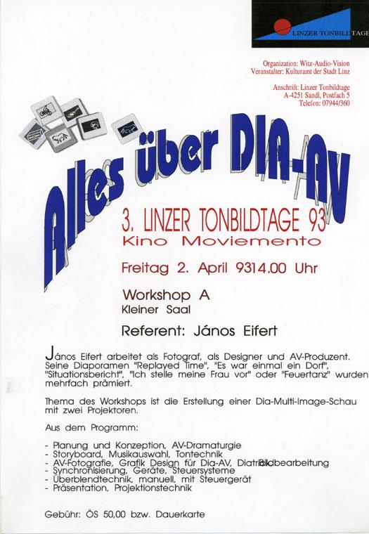 Linzer-Tonbildtage-Workshop