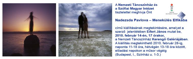 Nadezsda-Pavlova-Menekülés-Elikába