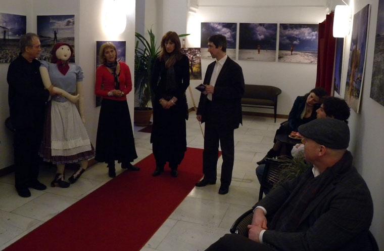 Pavlova-kiállítás-megnyitó