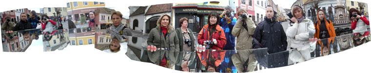 Szentendre-csoportkép-fotósokkal