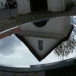 Szentendre-kápolna-tükörben