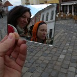 Szentendre-tükörben