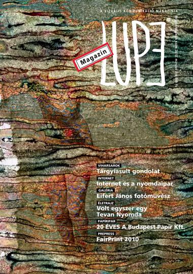 LUPE-Magazin-2010-márc-Címlap