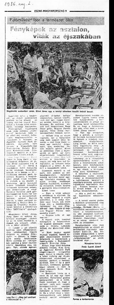 Észak-Magyarország-1986.08.02
