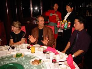 2002-Kína-Beijing-ebéd