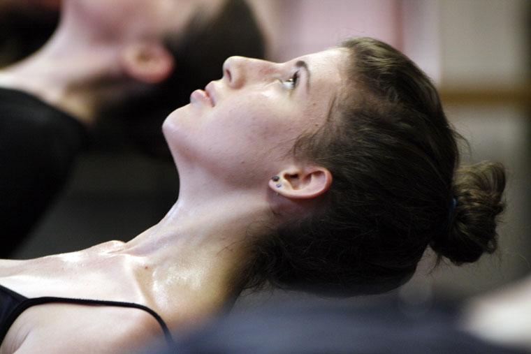 Balettóra-Kata-gyakorol