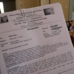 Uzsoki-Kórház-zárójelentés