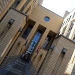 Uzsoki-kóház-főbejárat