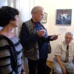 FÉNY-Galéria-JEL-kiállítás-Lelkes-László-felolvas