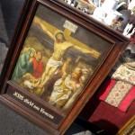 Zagreb-Krisztus-kép