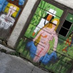 Zagreb-festett-ajtók