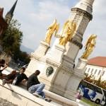 Zagreb-szentháromság-szobor