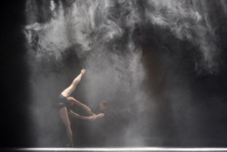 Pécsi-Balett-előadásából