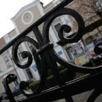 Nagyvárad-Ady-múzeum-vaskorlátja