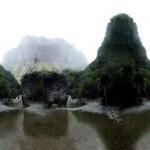 Eifert János: A Yuntai-Mountains álmomban (Kína, 2002)