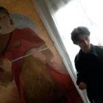Karácsony-Kiss-Viktor-festményével