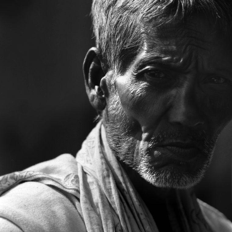 Eifert-Kalkuttai-férfi-potréja-1974