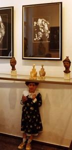 Eifert kata Nóra a Galéria 2000-ben, Hódmezővásárhelyen