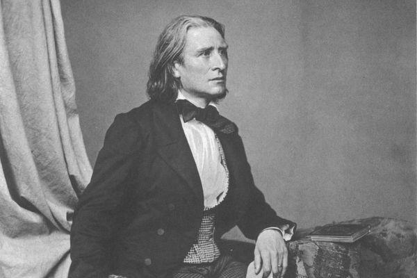 Franz Hanfstaengl-Liszt