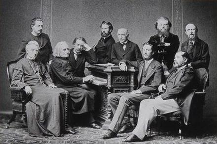 Kozmata Ferenc-Liszt tisztelői körében