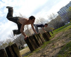 Mészáros-fivérek - Street dancers - Photo: Eifert János