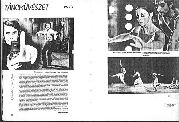 1977.02.-Táncművészet