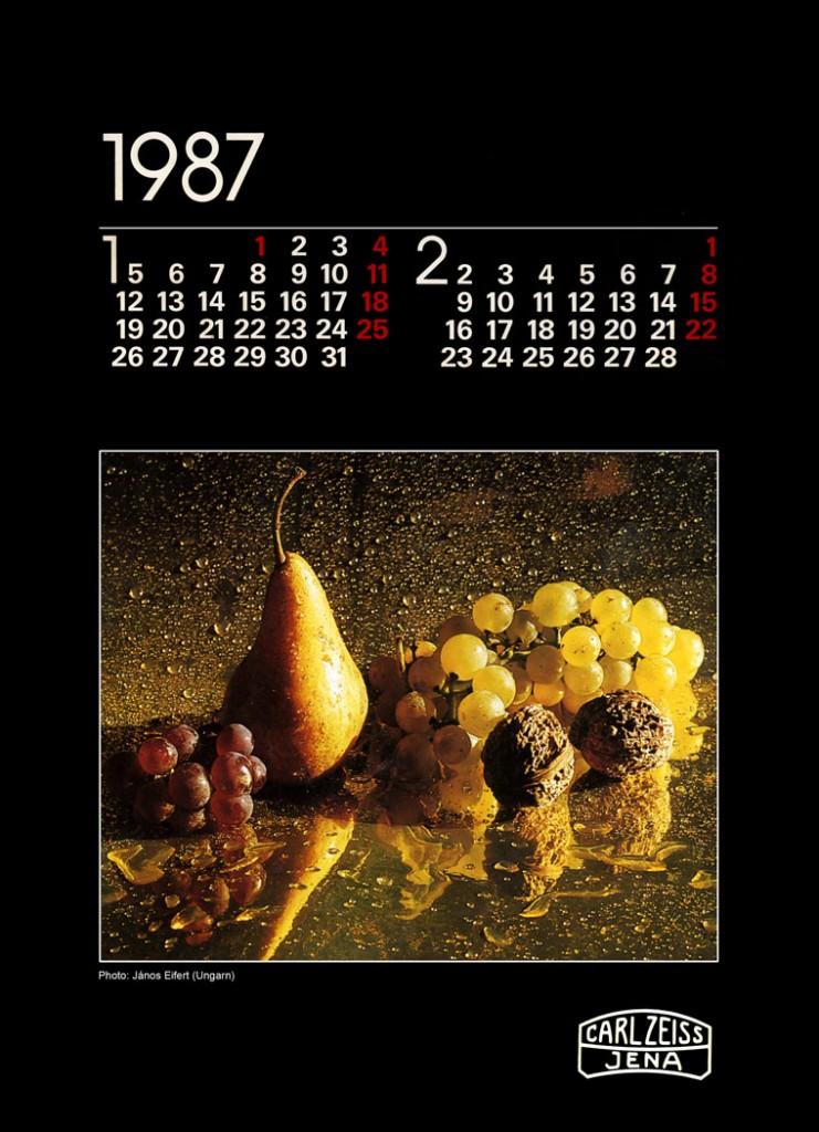 1987-Carl-Zeiss-Jena-naptár