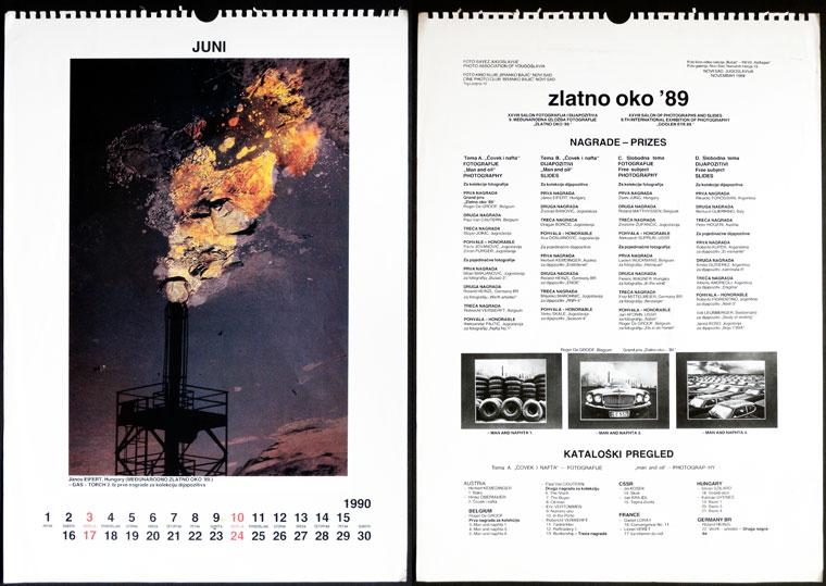 1989-Zlatno-Oko-naptár-'89