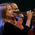 Bria-Skonberg-és-a-Bohém-Ragtime-Jazz-Band (Photo: Eifert János)