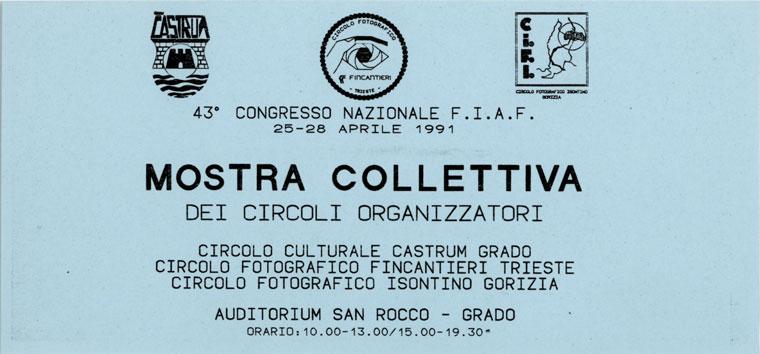 1991.04.25-Grado,-FIAF
