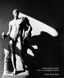 Akt-Hellenisztikus-szobor