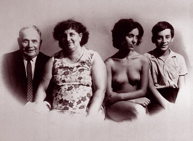 Török László: A család (1972)