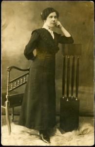 1914-Ildi-nagymamája-Horvát