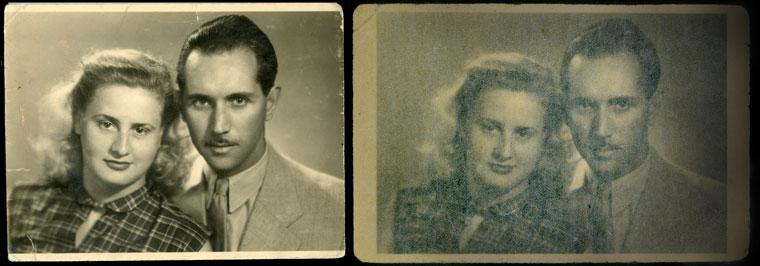 1953-Ildi-szülei: Naumova Liliana-és Móger János