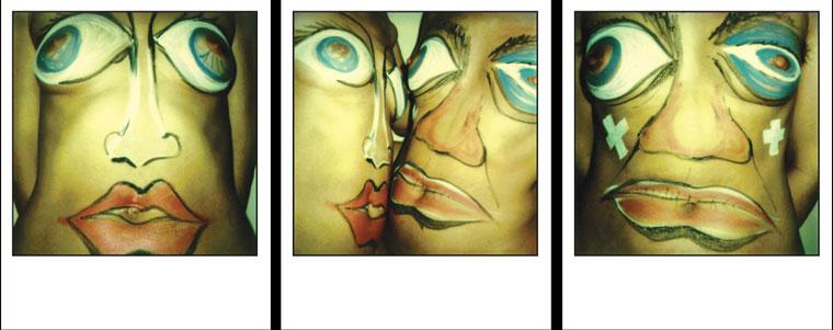 LENNERT-Geza-Arcok-Polaroid
