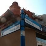 Szozopol-utcatáblák