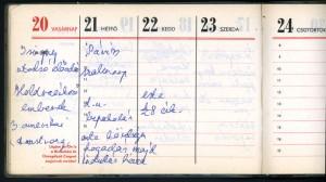 1969.07.20-22-Határidőnapló