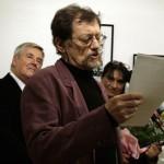 Dozvald János megnyitja Markovics Ferenc kiállítását