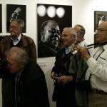 Fotósok Markovics-kiállításán