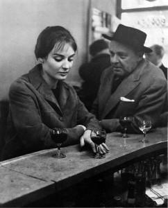 Robert Doisneau: Kávéházban / At the Café
