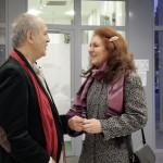 Képnovellák-Eifert János Kresztes Magdival, egykori kolléganőjével beszélget