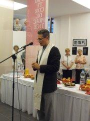 MÉG! Eifert János és Viola Szandra kiállítása a Loyola Café-ban, 2011.09.17.