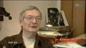 Múlt-Kor-Dr-Albertini-Béla