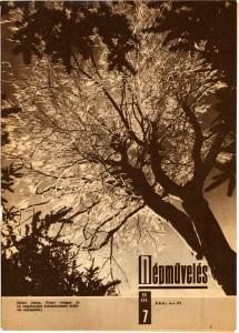 Eifert János: Fénytvirágzó fa. Népművelés, 1968. július