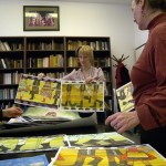 Gyerekrajzpályázat zsűrizése, 2011.11.24.